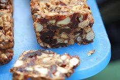 Fruitcake Bar Recipe | David Lebovitz