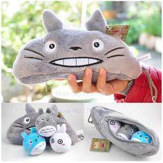 Estojo Totoro