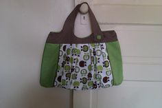 Handmade bag by patterndrafter on Etsy