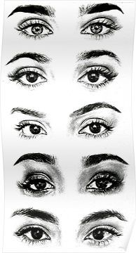 Realistic Portrait Drawing Fifth Harmony Poster - Eye Drawing Tutorials, Drawing Techniques, Art Tutorials, Pencil Art Drawings, Art Sketches, Eye Drawings, Drawing Faces, Amazing Drawings, Realistic Drawings