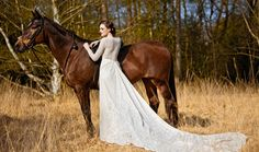 Kathryn from the 2013 Collection of ethical wedding dresses by Sanyukta Shrestha