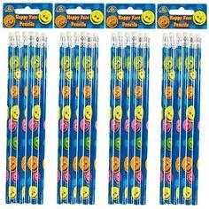 24 x Smiley Face Reward Pencils for Children, Ideal as Teacher Class Gifts Playwrite http://www.amazon.co.uk/dp/B00HZER7FA/ref=cm_sw_r_pi_dp_XAH0vb0437D21