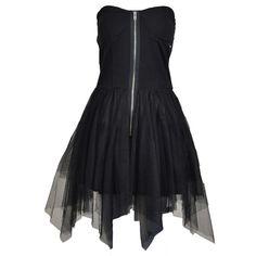 Poizen Industries Emo Punk , Chase Dress | eBay