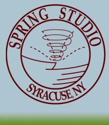 SPRING STUDIO - SYRACUSE, NY - 422.6967