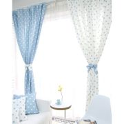 Country Polka Dots Cotton/Linen Blend Thermal Blackout Curtains (Two Panels), Buy White Blackout Curtains, Cheap Cotton/Linen Blend Linen / Cotton Blend Curtains Sale Tab Top Curtains, Modern Curtains, Rod Pocket Curtains, Thermal Curtains, Lace Curtains, Window Curtains, Cheap Curtains Online, Curtains For Sale, Kids Blackout Curtains