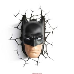 Lampka Batman 3D - głowa