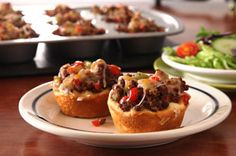 Barbecue Beef-Filled Biscuits Recipe - Kraft Recipes