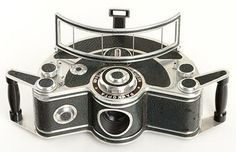 Check this out - Meopta Pankopta Panoramic Camera, 1962 #MeoptaPankopta #Panoramic