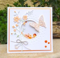 Spring Shaker by yorkshire lass - Cards and Paper Crafts at Splitcoaststampers