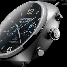 Panerai - so much cooler than Rolex. Devon Watch, Classic Yachts, New Industries, Custom Boots, Custom Design Shoes, Mechanical Watch, Leather Accessories, Nantucket, Luxury Watches
