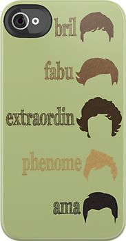 brilLiam, fabuLouis, extraordinHarry, phenomiNiall, amaZayn(: