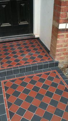 Apartment Balcony Decorating, Apartment Balconies, Edwardian Fashion, Edwardian Style, Front Garden Path, Victorian Mosaic Tile, Mosaic Tiles, Mosaics, Tile Design