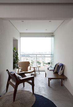 // Perdizes Apartment   Leandro Garcia Architecture and Design. Photo by Marco Antonio.