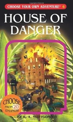 House of Danger (cho