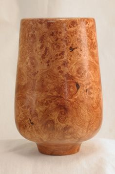 Amboyna Burl is one of the world's most beautiful woods!