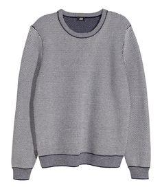 Jacquard-knit Sweater | Product Detail | H&M