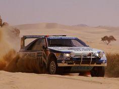 Peugeot vuelve de manera oficial al Dakar 2015