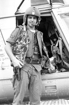William H. Pitsenbarger was a USAF Pararescueman awarded the Medal of Honor posthumously in 2000. He was killed in action against the Viet Cong on April 11, 1966 after he elected to stay with a group of Army soldiers surrounded by the enemy instead of flying away in the rescue helicopter.