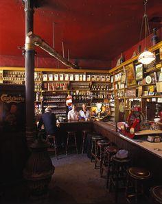 Irish Pub Design Morrisseys