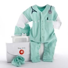 doctor baby @Kelli Hill have i told you this is my new gift giving plan? i give great ideas, individualized just for you. haha