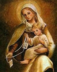 Santísima Virgen del Monte Carmelo.