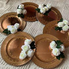 Mehndi by Tasha by Mehandibytasha Ramadan Decorations, Backdrop Decorations, Wedding Table Decorations, Mehendi Decor Ideas, Mehndi Decor, South Indian Weddings, South Asian Wedding, White Roses Wedding, Rose Wedding