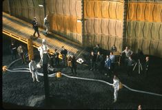 behind-the-scenes photos from 2001