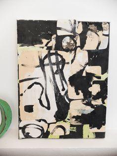 Malerei und Collage - Pia Danner