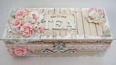 Tea box - Pion Design