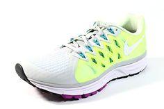 Nike 807279 007 Women Grey Zoom Winflo 2 Running Shoes