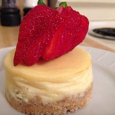 Cheesecake (Healthy-girl style)