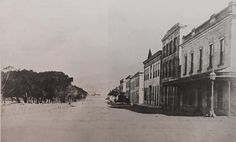 Darling Street, 1850 Cities In Africa, Most Beautiful Cities, Historical Pictures, Cute Images, Cape Town, Country Of Origin, Genealogy, Old Photos, South Africa