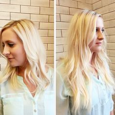 Top Knot Extensions   #topknotextensions #hairextensions #besthairextensions #hairstylist #hair #salon #clipins #handtiedwefts #tapeins #haloextensions