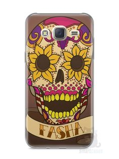 Capa Capinha Samsung J7 Dia dos Mortos #1 - SmartCases - Acessórios para celulares e tablets :)