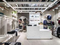 Aiki Dinslaken Shop Design, Ladenflächen  Corneille Uedingslohmann Architekten