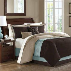 Bedding comforters sets on pinterest comforter for 12x16 master bedroom