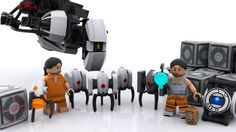 Portal 2 Lego (must have!)