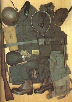 Uniformi italiane WW2 - Cerca con Google