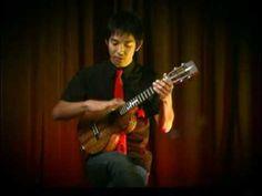 Jake Shimabukuro On Triple Strum Technique