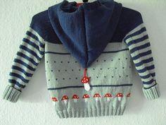 Baby jacket jacket