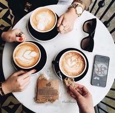 Great ways to make authentic Italian coffee and understand the Italian culture of espresso cappuccino and more! But First Coffee, I Love Coffee, Coffee Break, My Coffee, Starbucks Coffee, Coffee Drinks, Morning Coffee, Coffee Cups, Coffee Signs