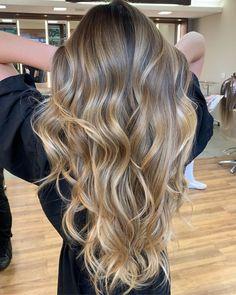 Bronde Hair, Brown Hair Balayage, Hair Highlights, Honey Balayage, Blonde Hair Looks, Honey Blonde Hair, Blonde Ombre, Cabelo Ombre Hair, Hair Color Guide