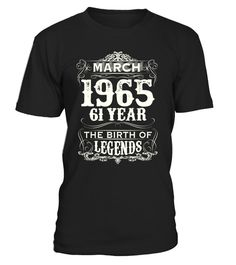 "# march 1965 the birth of legends .  How to order ? 1.Select style and color  2.Click ""reserve it Now "" 3.Select size and quantity  4.Enter shipping and billing information 5.Done! Simple as that  Don't forget to share it with your friend !"