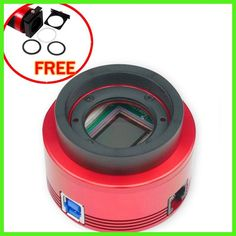 """ZWO ASI 1600MM (mono)) astronomy camera with free a set of 2 """" filter drawer"""