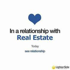 Real estate relationship! Jim Pellerin.....  Because for real estate investing - Visit!  http://OwnItLand.com