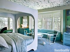 Kelly Wearstler Decorating Ideas | How 9 Designers Decorated Their Kids' Rooms