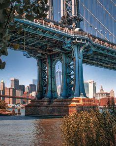 Manhattan Bridge, Brooklyn Bridge, F 16, George Washington Bridge, New York City, Art Photography, Nyc, Awesome, Instagram