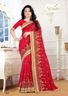 NEW DESIGNER SARI INDIAN SAREE ETHNIC BOLLYWOOD PAKISTANI WEDDING PARTY WEAR #Unbranded #SareeSari #PartyDailyandCasualWear