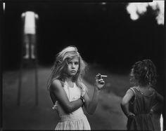 Candy Cigarette, 1989 Photograph: Sally Mann