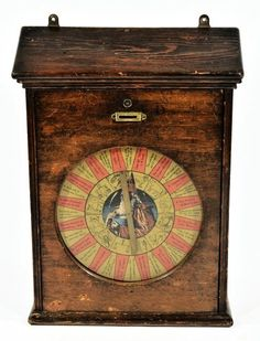 fortune telling machine | 156: An Antique Fortune Telling Machine,